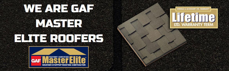 Gaf Master Elite Factory Certified Nj Matute Roofing